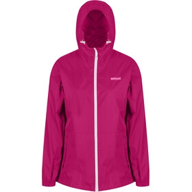 Regatta Pack It III Chaqueta Mujer, dark cerise